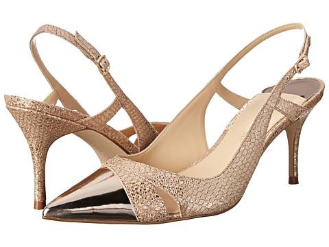 Ivanka Trump - Billa2 (Beige/Gold) High Heels