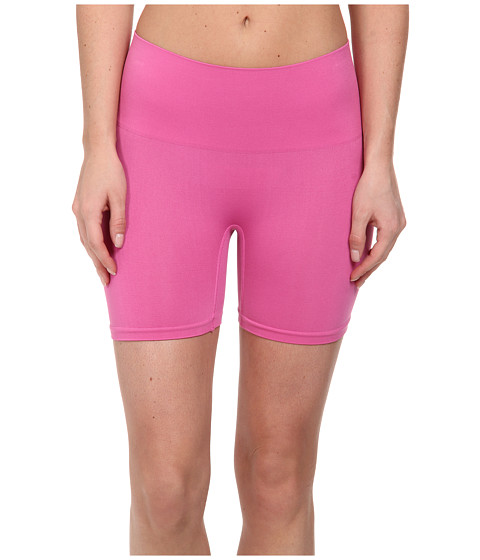 Yummie by Heather Thomson - Nina Shaping Shortie (Phlox Pink) Women