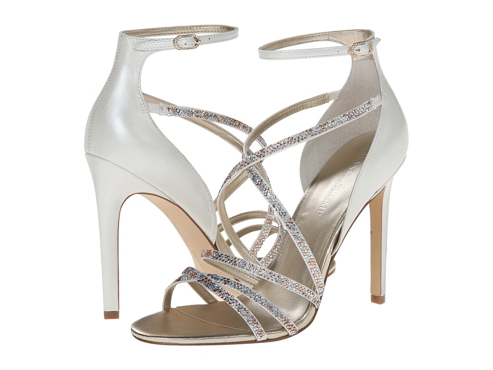 Ivanka Trump Hyde (White (Bridal)) High Heels