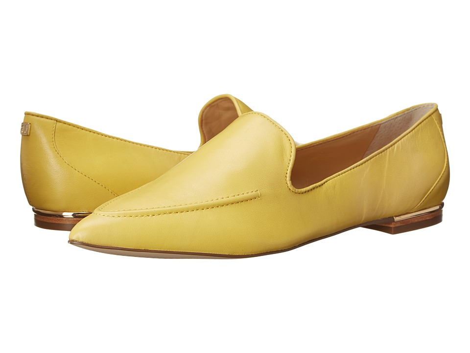 Ivanka Trump - Zariner (Yellow) Women's Dress Flat Shoes