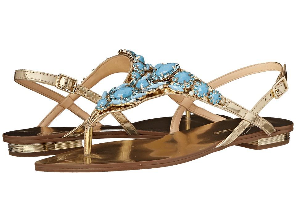 Ivanka Trump - Fona (Blue) Women's Sandals