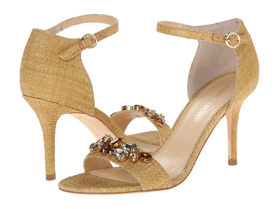 Ivanka Trump Gessa (Natural) High Heels