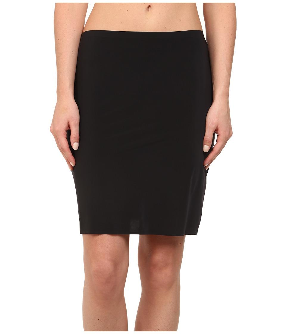 Yummie by Heather Thomson - Astor Skirt Slip (Black) Women