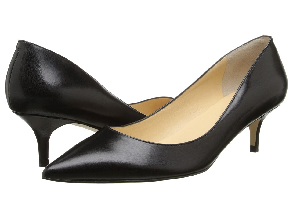 Ivanka Trump - Wyle (Black Kid) Women's 1-2 inch heel Shoes