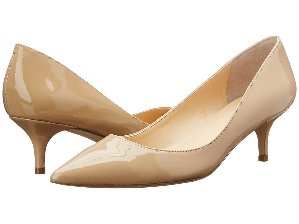 Ivanka Trump - Wyle (Light Beige Patent) Women's 1-2 inch heel Shoes