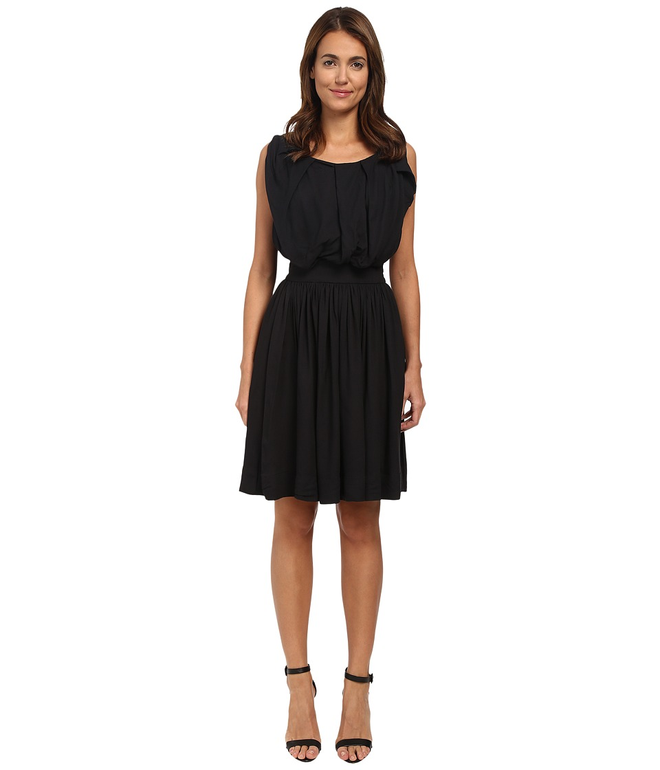 Vivienne Westwood - Gardner Dress (Black) Women's Dress