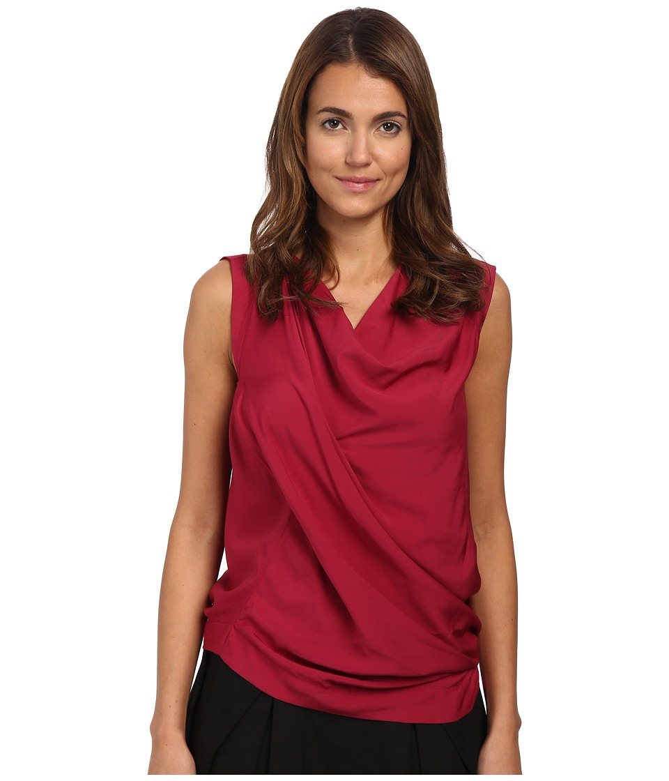 Vivienne Westwood Anglomania - Chase Top (Ruby) Women's Blouse