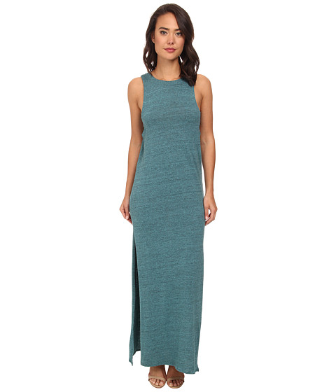 Chaser - Strap Deep Back Maxi Triblend Dress (Bali) Women's Dress
