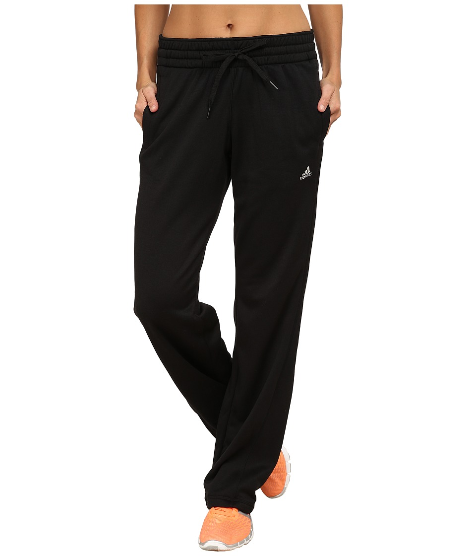 adidas - Ultimate Fleece Pants (Black) Women's Workout
