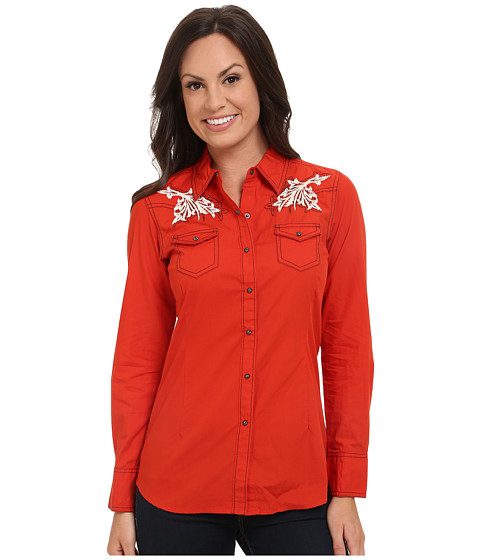 Ariat - Bonanza Snap Shirt (Multi) Women's Long Sleeve Button Up