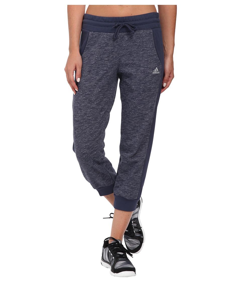 UPC 889131547796 - adidas - 24 Seven Capris (Midnight Grey M lange ...