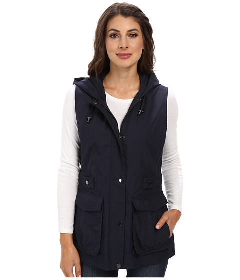 Pendleton - Hooded Vest (Midnight Navy) Women