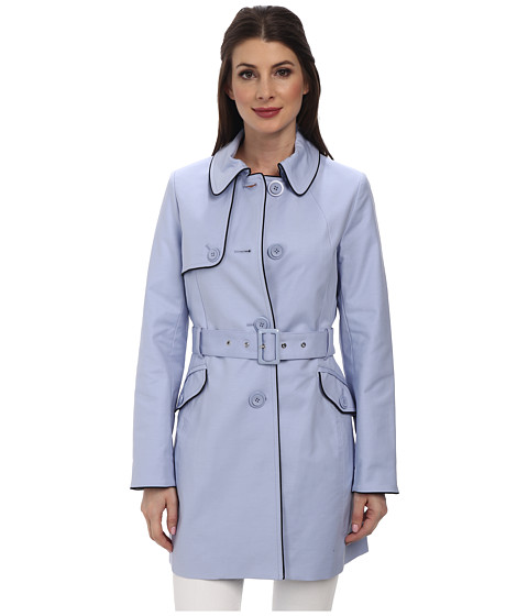 Pendleton - Belted Trench (Light Blue) Women