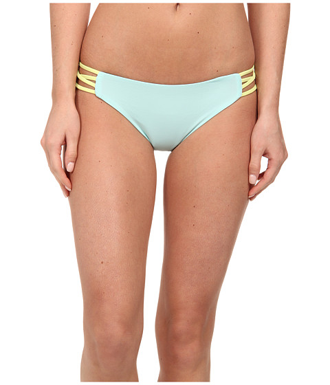 L*Space - Low Down Bottom Classic Fit (Seaglass) Women's Swimwear