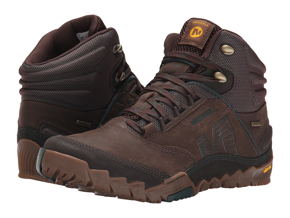 Merrell - Annex Mid GORE-TEX (Clay) Men's Hiking Boots