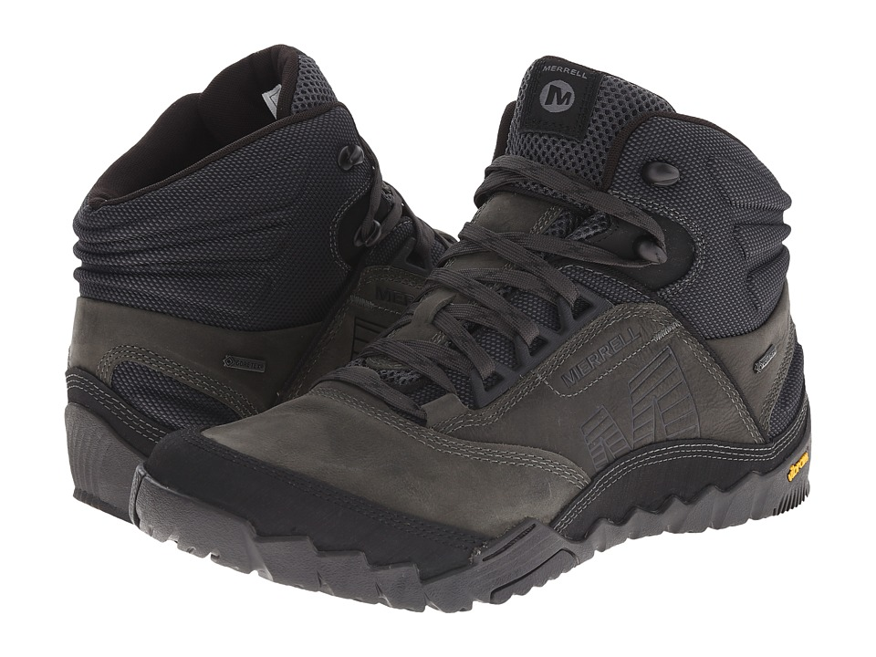 Merrell - Annex Mid GORE-TEX (Castle Rock) Men's Hiking Boots