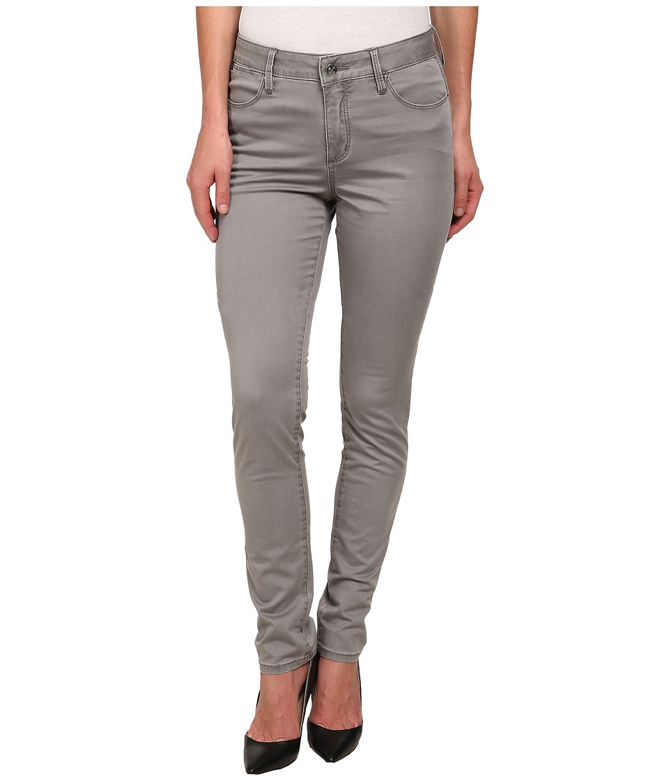 Christopher Blue - Maggie Skinny in Carmel Twill (Cool Grey) Women's Jeans