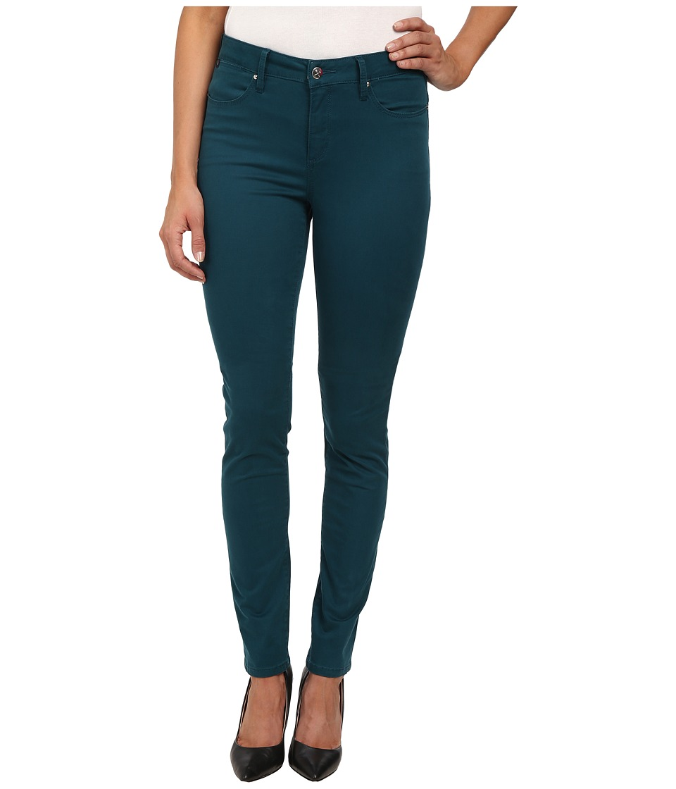 Christopher Blue - Maggie Skinny in Carmel Twill (Jungle) Women's Jeans