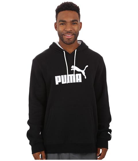 PUMA - Hoodie (Black) Men's Sweatshirt