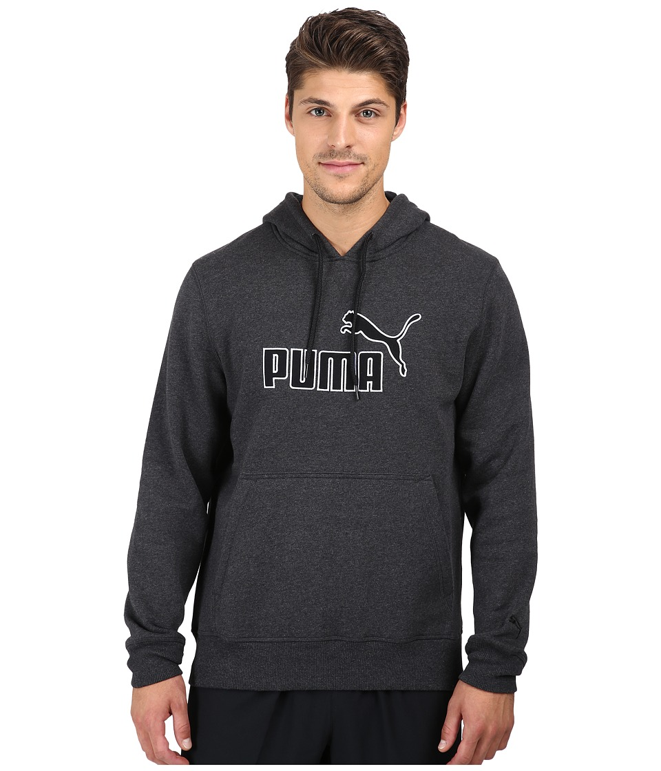 PUMA - Hoodie (Dark Grey Heather) Men's Sweatshirt