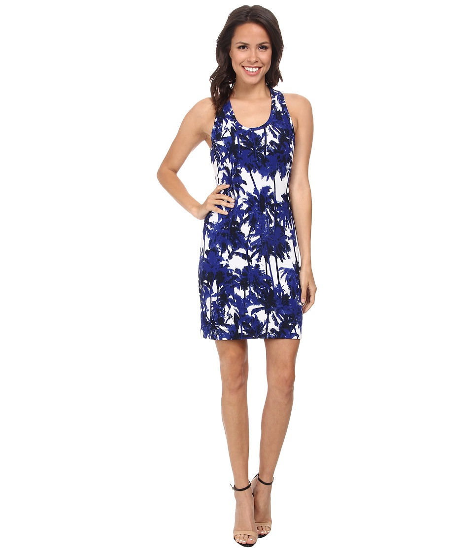 Karen Kane - Racerback Tank Dress (Print) Women's Dress