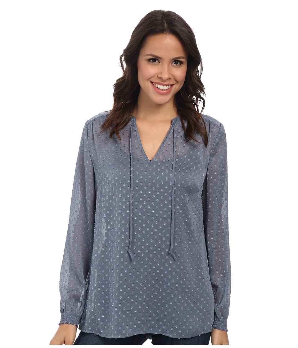 Pendleton - Terra Tunic (Blue Ash) Women's Blouse