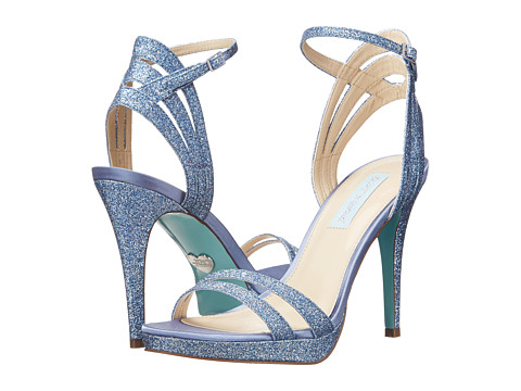 Blue by Betsey Johnson - Ella (Blue Glitter) High Heels
