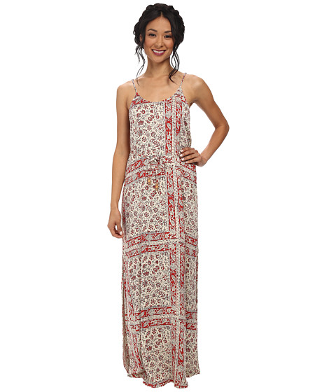 Chaser - Strappy Back Maxi Dress (Tapestry) Women's Dress