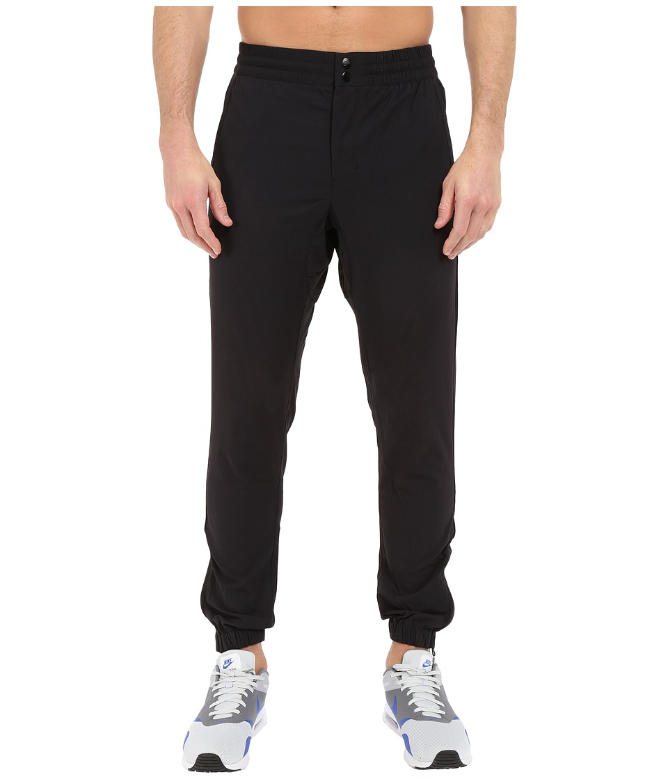 Nike - V442 Woven Pants (Black) Men's Casual Pants