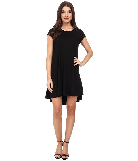 Karen Kane - Maggie Trapeze Dress (Black) Women