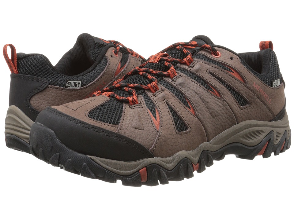 Merrell - Mojave Waterproof (Bracken) Men's Climbing Shoes