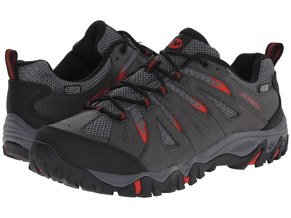 Merrell - Mojave Waterproof (Molten Lava) Men's Climbing Shoes
