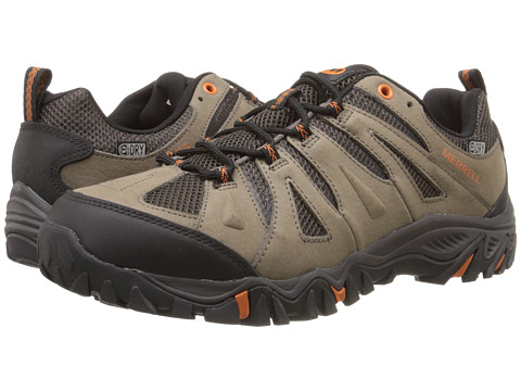 Merrell - Mojave Waterproof (Brindle) Men's Climbing Shoes