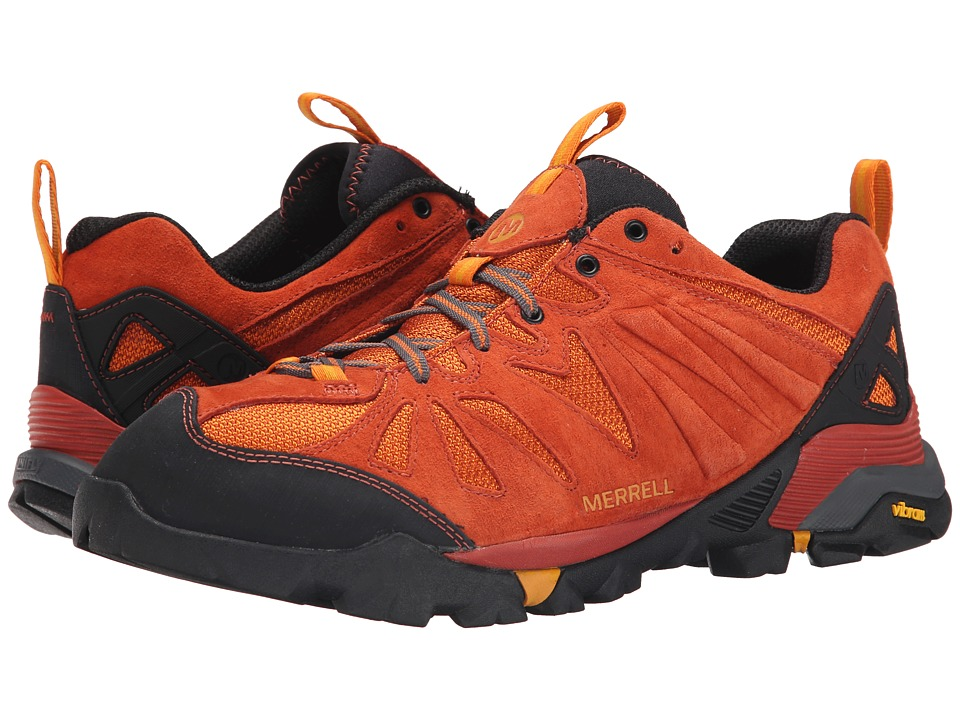 Merrell Capra (Dark Rust) Men