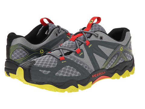 Merrell - Grassbow Air (Turbulence) Men's Shoes