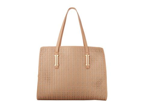 Ivanka Trump - Hudson Work Tote (Palomino Lasercut) Tote Handbags