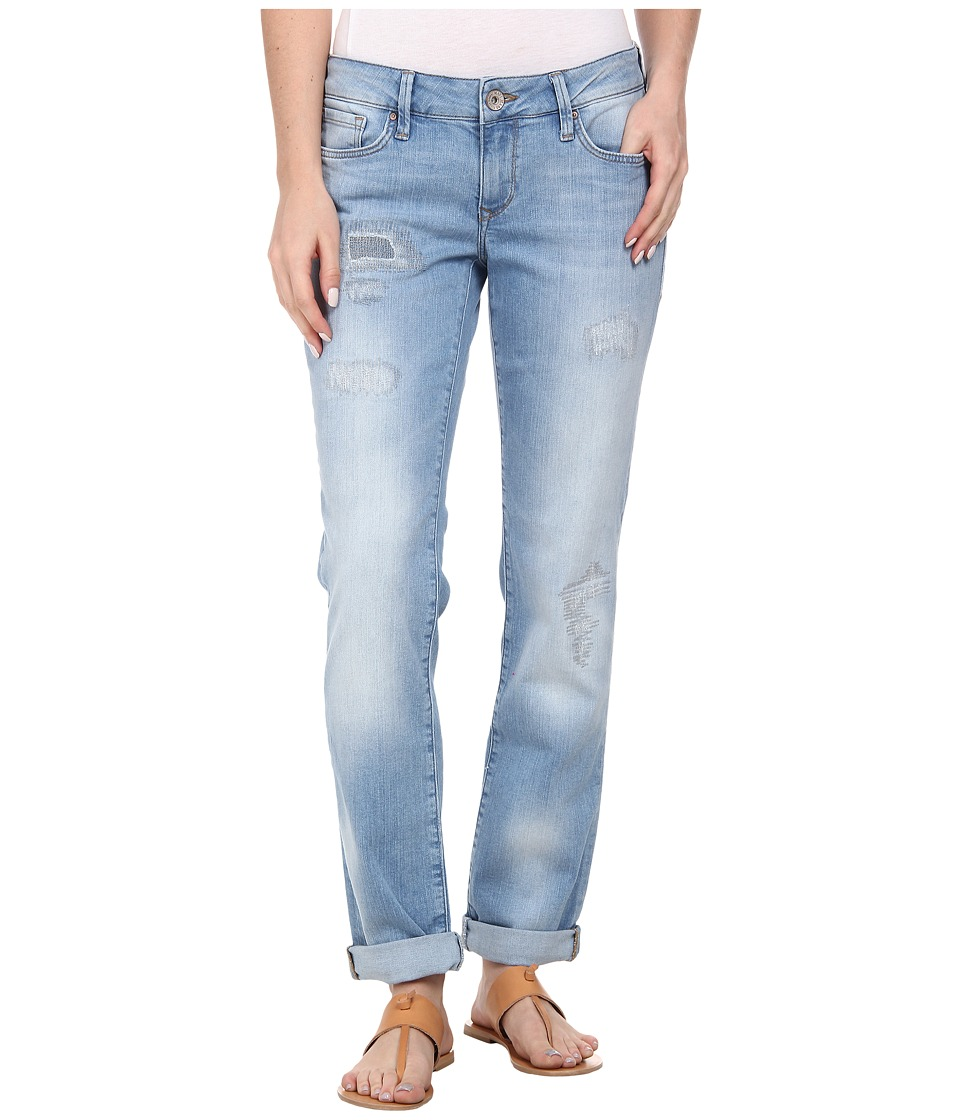 Mavi Jeans - Emma Slim Boyfriend in Rip and Repair Vintage (Rip and Repair Vintage) Women's Jeans