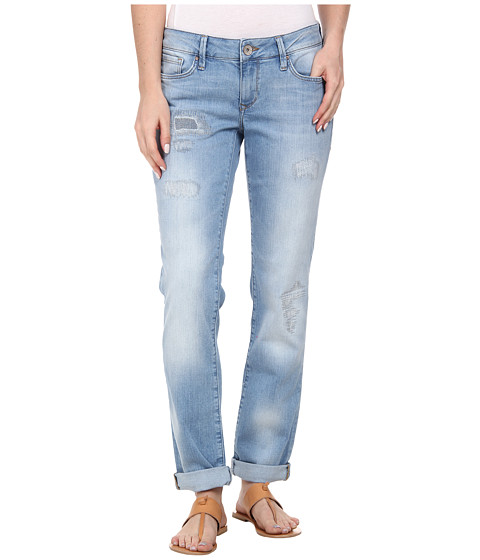 Mavi Jeans - Emma Slim Boyfriend in Rip and Repair Vintage (Rip and Repair Vintage) Women