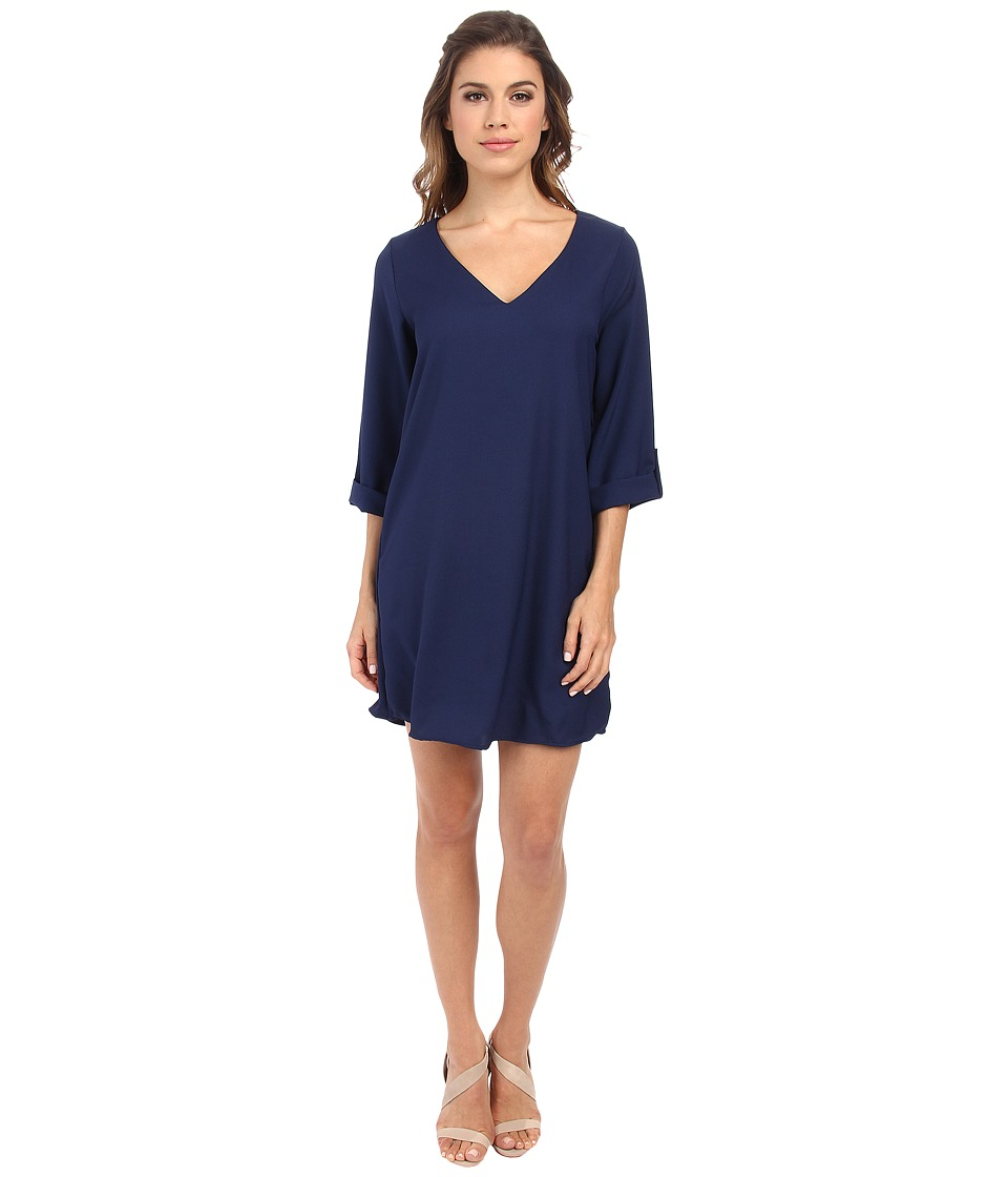 Brigitte Bailey - Candice Dress (Navy) Women's Dress