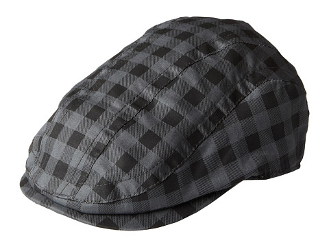 Appaman Kids - Newsboy Cap (Infant/Toddler/Little Kid/Big Kid) (Vintage Black) Caps