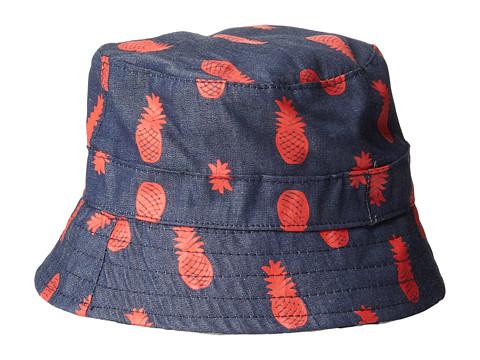 Appaman Kids - Mini Sun Hat (Infant) (Pineapple) Caps