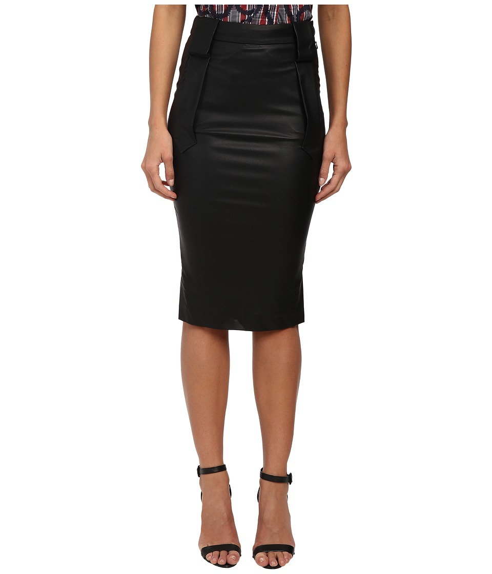 Vivienne Westwood - Fall Skirt (Black) Women's Skirt