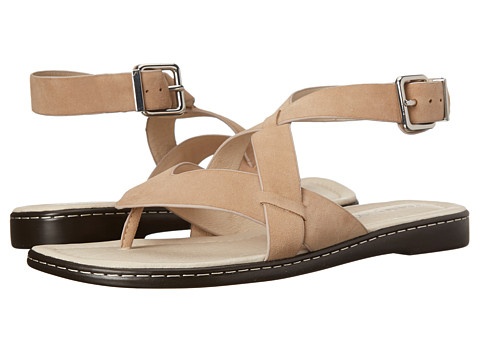 Donald J Pliner - Gessi (Powder Kid Suede) Women's Sandals