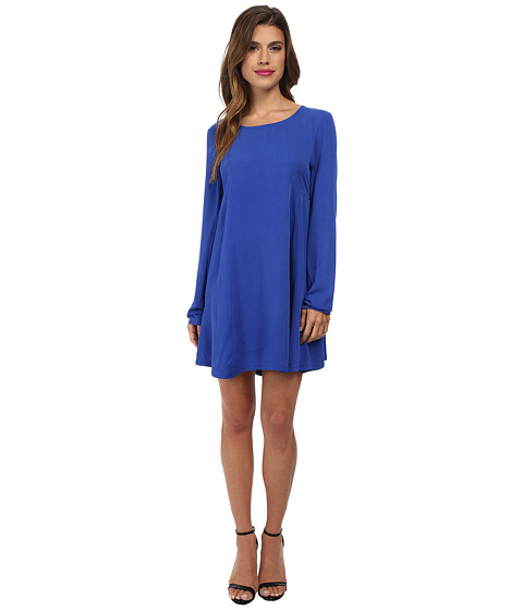 MINKPINK - Daydream Nation Dress (Blue) Women's Dress