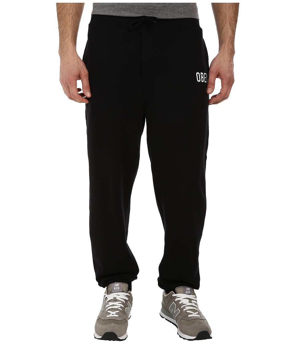 Obey - Global Fleece (Black) Men
