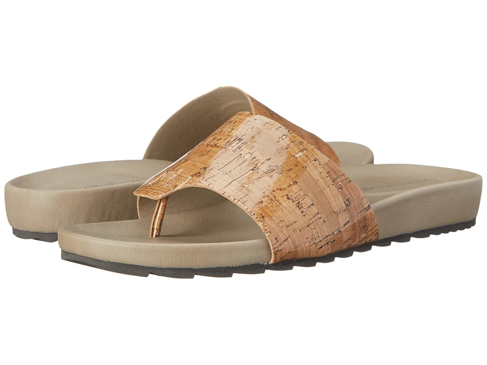 Donald J Pliner - Twigi (Natural Patent Cork) Women's Sandals
