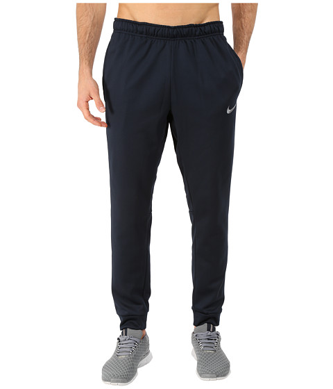Nike - KO Slacker Pant (Dark Obsidian/Dark Obsidian/Cool Grey) Men