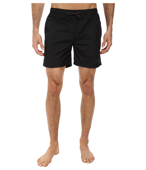 BOSS Hugo Boss - Barracuda 10154062 0 Swim Shorts (Black) Men's Swimwear