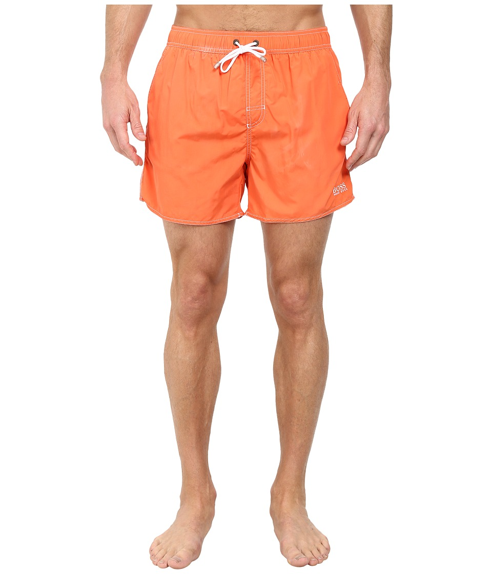 BOSS Hugo Boss - Lobster 10155742 01 Swim Shorts (Bright Orange) Men's Swimwear