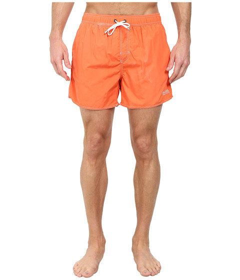BOSS Hugo Boss - Lobster 10155742 01 Swim Shorts (Bright Orange) Men